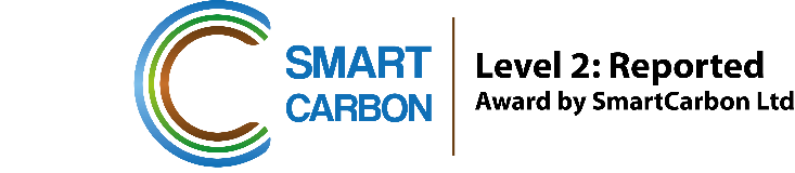 Smart Carbon Level 2: Reported Logo